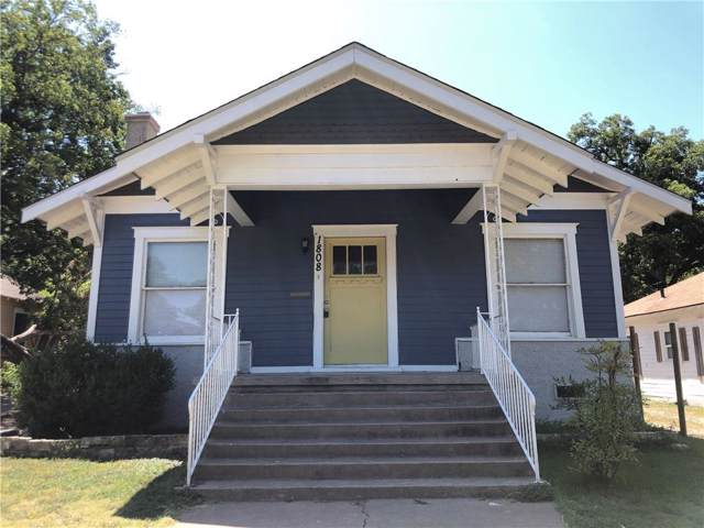 1808 Avondale Avenue, Waco, TX 76707 (MLS #191158) :: A.G. Real Estate & Associates