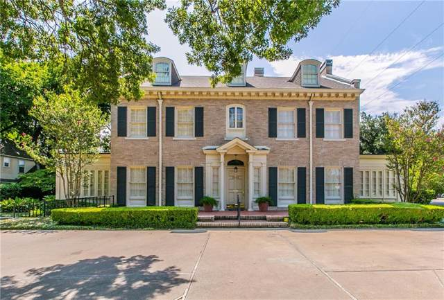 2524 Austin Avenue, Waco, TX 76710 (MLS #191161) :: A.G. Real Estate & Associates