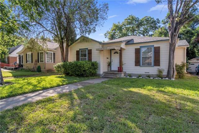 3220 Ethel Avenue, Waco, TX 76707 (MLS #191187) :: A.G. Real Estate & Associates