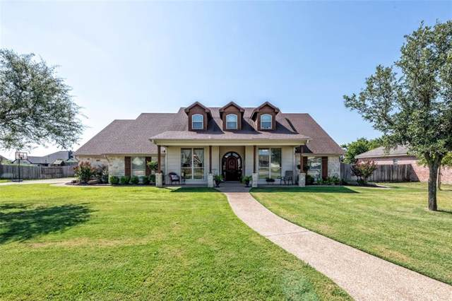 1408 Turfway Park Drive, Robinson, TX 76706 (MLS #191196) :: A.G. Real Estate & Associates