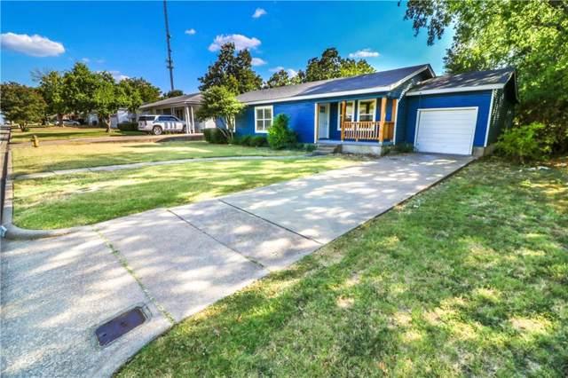 1312 Guthrie Drive, Waco, TX 76710 (MLS #191202) :: A.G. Real Estate & Associates