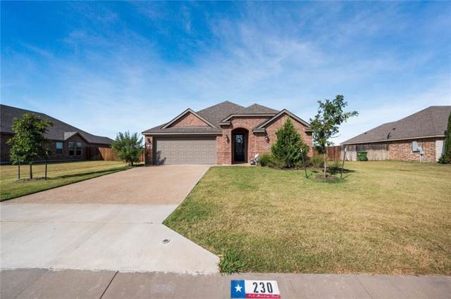 230 Oak Meadow Trail, Mcgregor, TX 76657 (MLS #191229) :: A.G. Real Estate & Associates