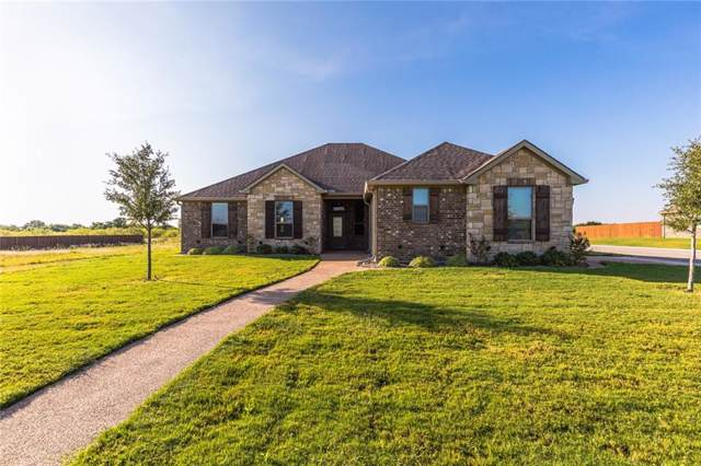 558 Perry Lane, Robinson, TX 76706 (MLS #191230) :: A.G. Real Estate & Associates