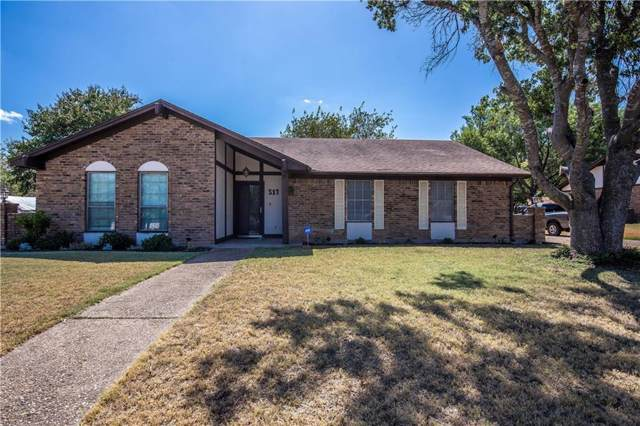 517 Pinewood Lane, Hewitt, TX 76643 (MLS #191245) :: A.G. Real Estate & Associates
