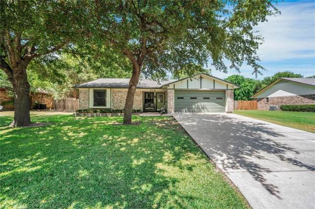 218 Thompson Circle, Lorena, TX 76655 (MLS #191268) :: A.G. Real Estate & Associates