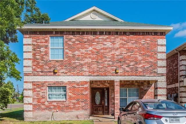 1625 Wood Avenue, Waco, TX 76706 (MLS #191273) :: A.G. Real Estate & Associates