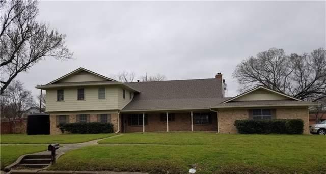 607 E Main Street, Mexia, TX 76667 (MLS #191276) :: A.G. Real Estate & Associates