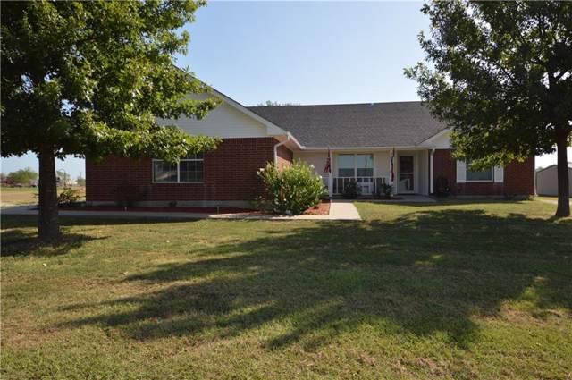 307 Morning Star Circle, China Spring, TX 76633 (MLS #191284) :: A.G. Real Estate & Associates