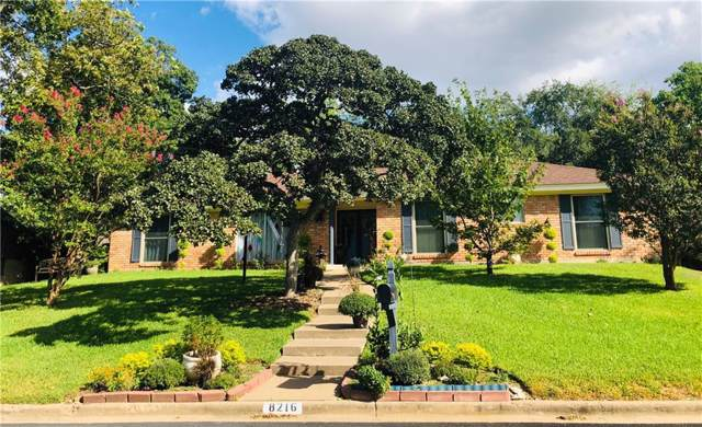 8216 Mosswood Drive, Waco, TX 76712 (MLS #191738) :: A.G. Real Estate & Associates