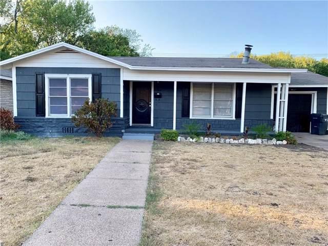 4505 Erath Street, Waco, TX 76710 (MLS #191919) :: A.G. Real Estate & Associates