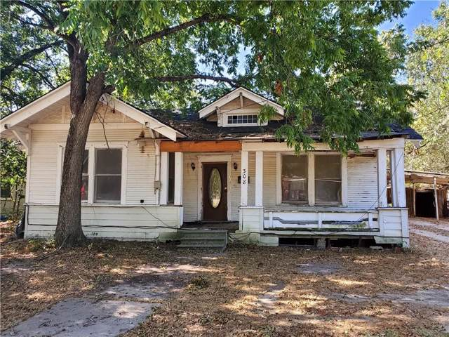 308 E State Street, Groesbeck, TX 76642 (MLS #191921) :: The i35 Group