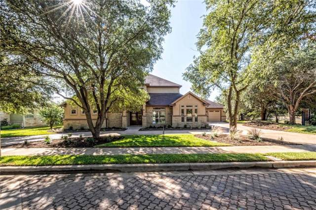 11100 Maple Shade, Woodway, TX 76712 (MLS #191969) :: A.G. Real Estate & Associates