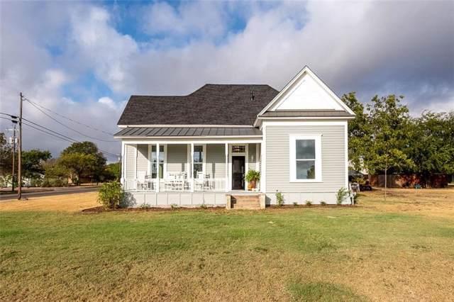 120 N Ave D, Crawford, TX 76638 (MLS #191977) :: A.G. Real Estate & Associates