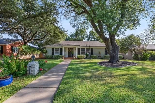 3844 Austin Avenue, Waco, TX 76710 (MLS #192055) :: A.G. Real Estate & Associates