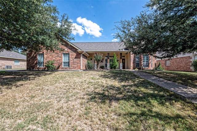 9403 Silverthorn Drive, Waco, TX 76708 (MLS #192063) :: A.G. Real Estate & Associates