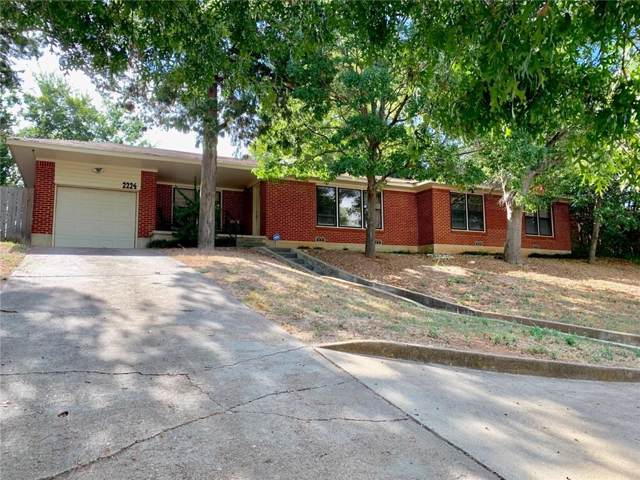 2224 Lake Ridge Circle, Waco, TX 76710 (MLS #192082) :: A.G. Real Estate & Associates
