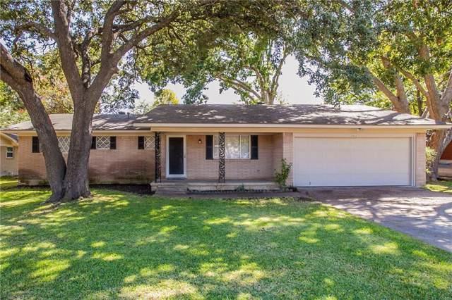8906 Fox Hollow Drive, Waco, TX 76712 (MLS #192089) :: A.G. Real Estate & Associates