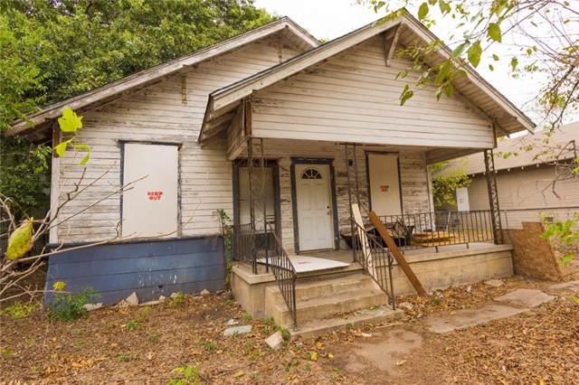 2605 Cole Avenue, Waco, TX 76707 (MLS #192098) :: A.G. Real Estate & Associates