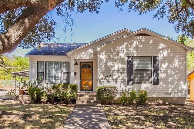 2727 Maple Avenue, Waco, TX 76707 (MLS #192131) :: A.G. Real Estate & Associates