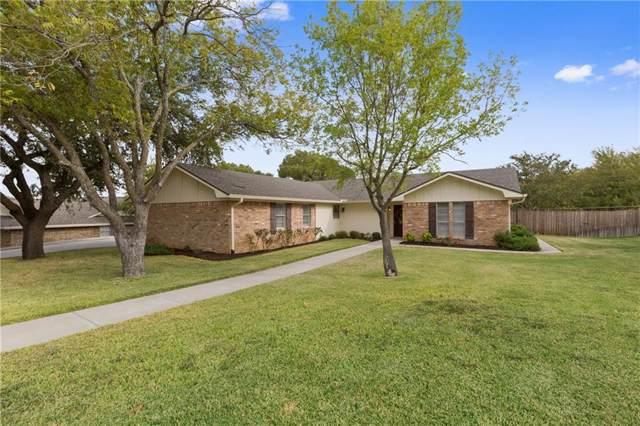 1309 Western Oaks Drive, Woodway, TX 76712 (MLS #192160) :: A.G. Real Estate & Associates