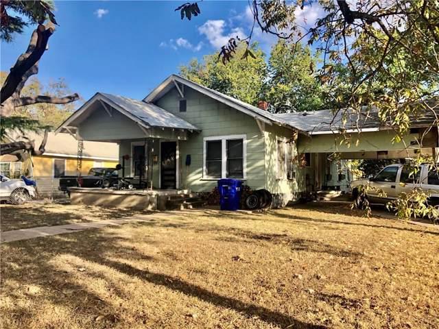 2626 Summer Avenue, Waco, TX 76708 (MLS #192161) :: A.G. Real Estate & Associates