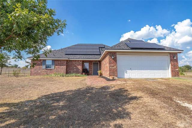 444 Hodge Road, Eddy, TX 76524 (MLS #192164) :: The i35 Group