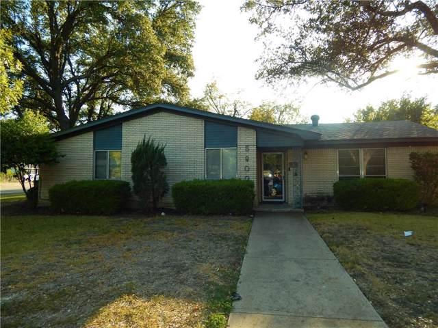 5900 Caldwell Street, Waco, TX 76710 (MLS #192169) :: A.G. Real Estate & Associates