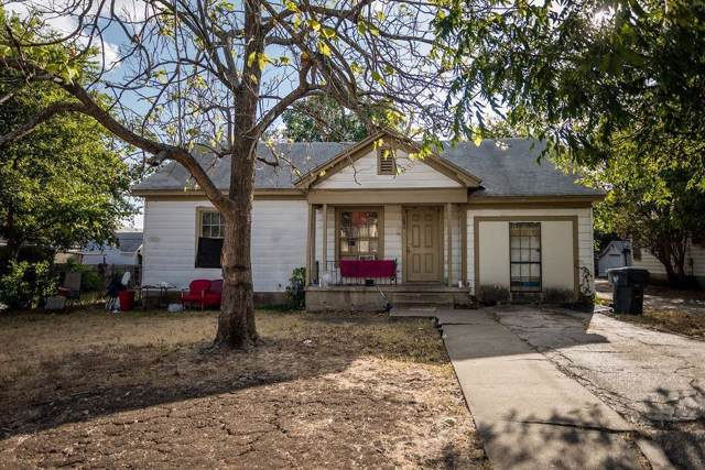 910 N 29th Street, Waco, TX 76707 (MLS #192176) :: The i35 Group