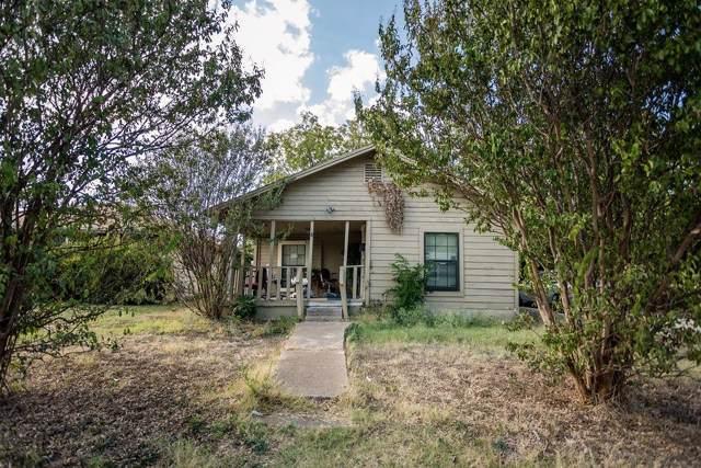 1827 Wood Avenue, Waco, TX 76706 (MLS #192177) :: The i35 Group
