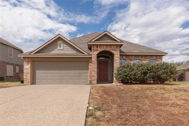 810 Navajo Trail, Mcgregor, TX 76657 (MLS #192199) :: A.G. Real Estate & Associates