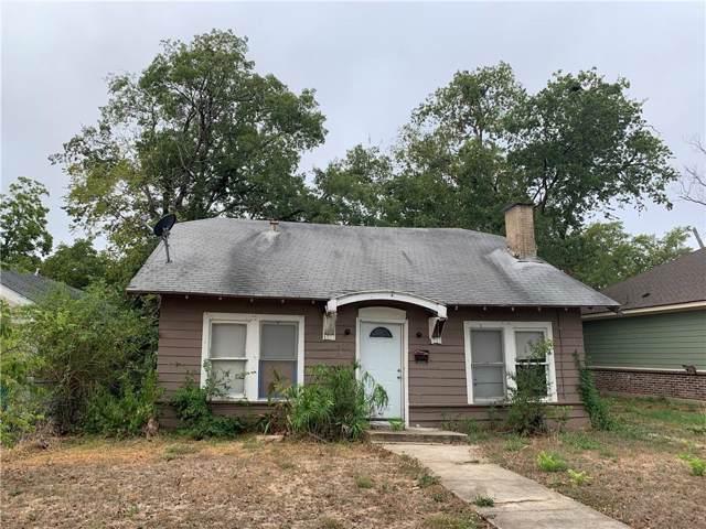 822 N 30th Street, Waco, TX 76707 (MLS #192204) :: A.G. Real Estate & Associates