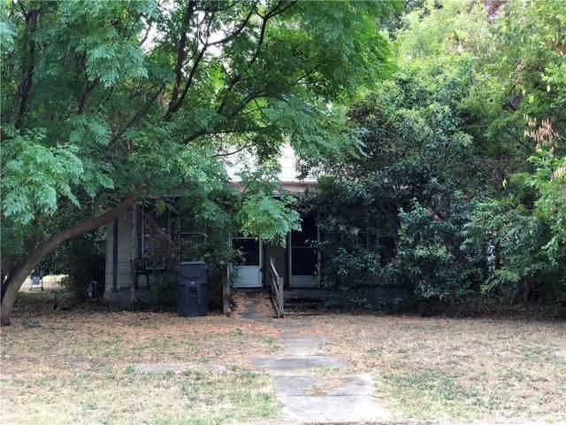1504 N 6th Street, Waco, TX 76707 (MLS #192237) :: A.G. Real Estate & Associates