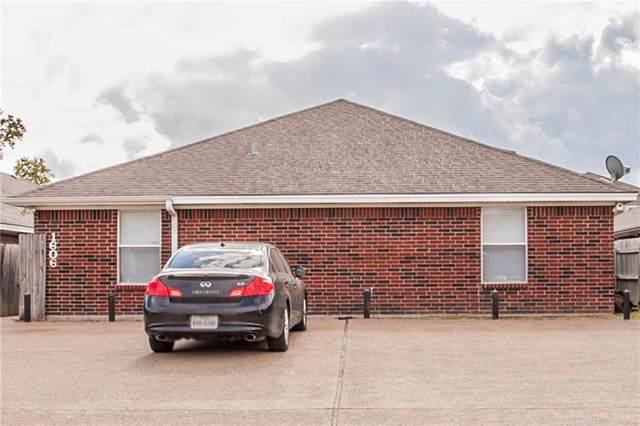 1606 Bagby Avenue A, B, Waco, TX 76706 (MLS #192238) :: The i35 Group