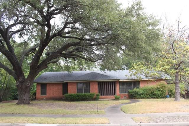 3921 Huaco Lane, Waco, TX 76710 (MLS #192250) :: A.G. Real Estate & Associates