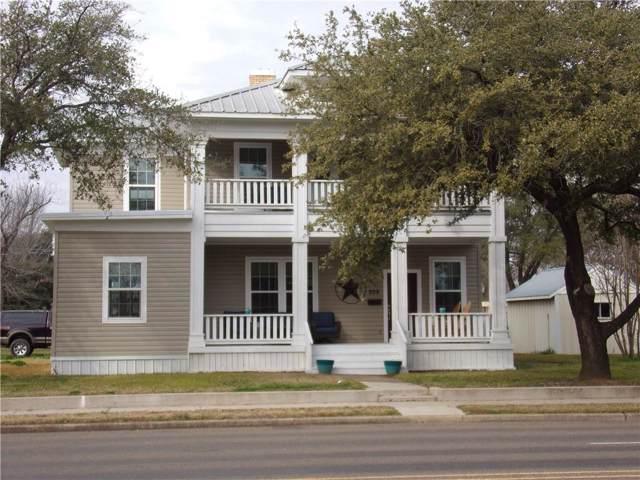209 S 3rd Street, Wortham, TX 76693 (MLS #192251) :: A.G. Real Estate & Associates