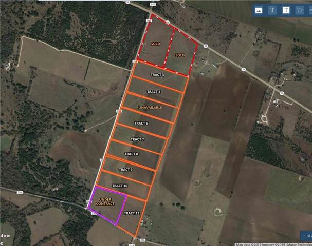 TBD Tracts #4-6 Cr 360 Road, Gatesville, TX 76528 (MLS #192266) :: The i35 Group