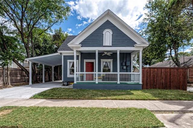 1114 Bagby Avenue, Waco, TX 76706 (MLS #192334) :: A.G. Real Estate & Associates