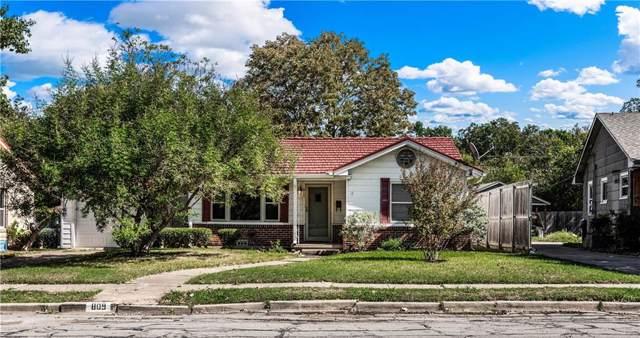 809 N 44th Street, Waco, TX 76710 (MLS #192454) :: A.G. Real Estate & Associates