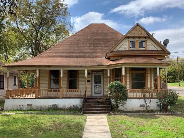 810 N 11th Street, Waco, TX 76707 (MLS #192613) :: A.G. Real Estate & Associates
