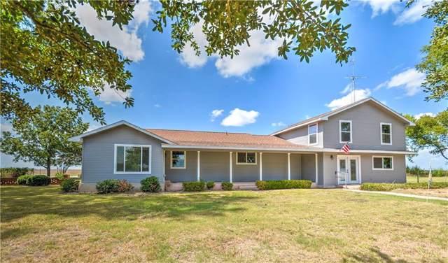 891 SW Mclennan Road, Mcgregor, TX 76657 (MLS #192635) :: A.G. Real Estate & Associates