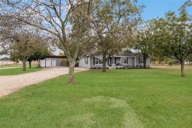991 Compton Road, Crawford, TX 76638 (MLS #192656) :: A.G. Real Estate & Associates