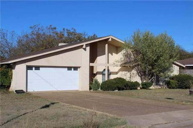 1319 W 4th Street, Mcgregor, TX 76657 (MLS #192747) :: A.G. Real Estate & Associates