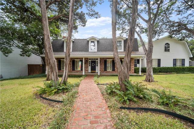 2901 Deerwood Drive, Waco, TX 76710 (MLS #192785) :: A.G. Real Estate & Associates