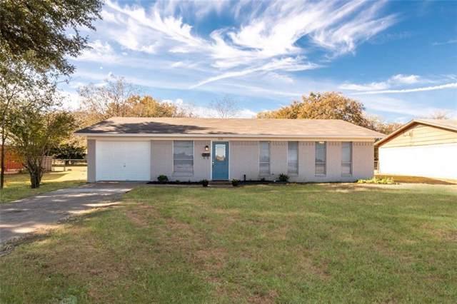 510 N Main Street, Mcgregor, TX 76657 (MLS #192825) :: A.G. Real Estate & Associates