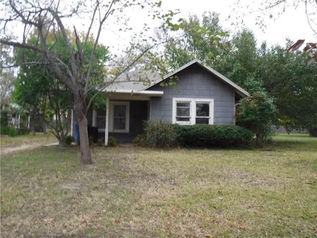 1005 E Evergreen Street, Mexia, TX 76667 (MLS #192827) :: The i35 Group