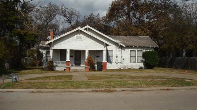 435 Coleman Street, Marlin, TX 76661 (MLS #192829) :: A.G. Real Estate & Associates