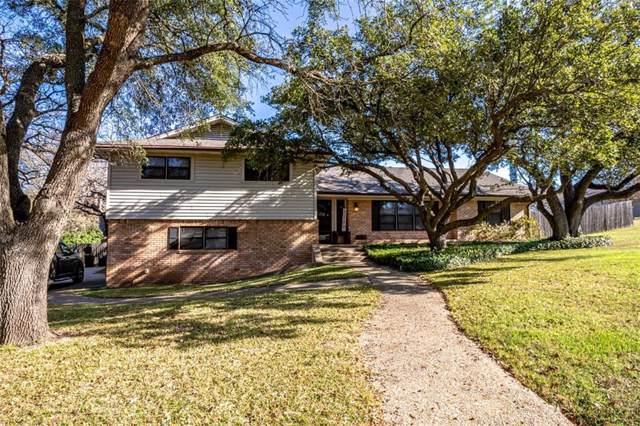 1109 Valley Ridge Drive, Woodway, TX 76712 (MLS #192849) :: A.G. Real Estate & Associates