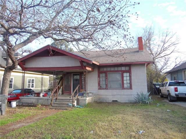 1536 Lyle Avenue, Waco, TX 76708 (MLS #192851) :: A.G. Real Estate & Associates