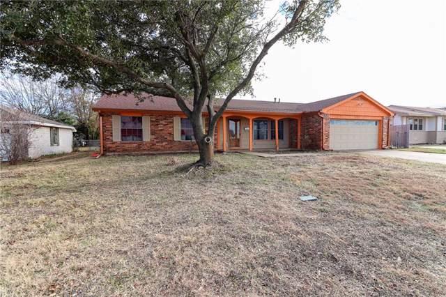 1504 W 6th Street, Mcgregor, TX 76657 (MLS #192858) :: A.G. Real Estate & Associates