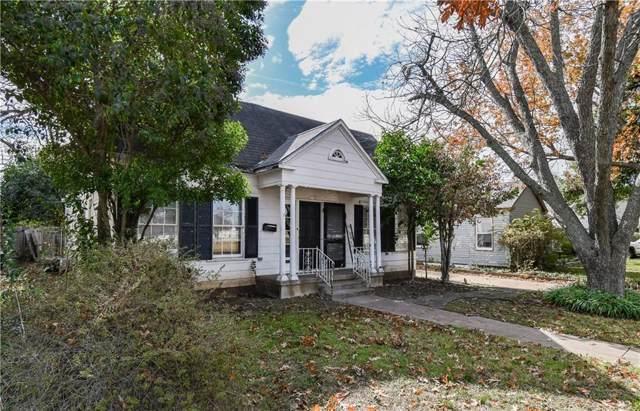 2804 Pine Avenue, Waco, TX 76708 (MLS #192863) :: A.G. Real Estate & Associates